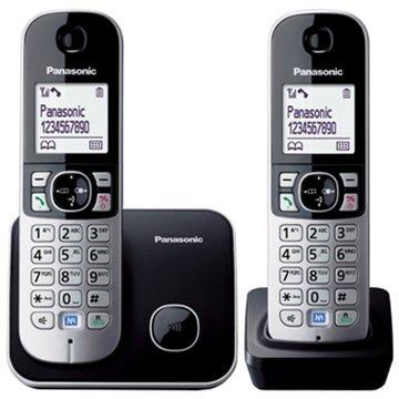 Panasonic  國際牌 KX-TG6812TW中文顯示數位電話機(福利品出清)