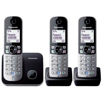 Panasonic  國際牌 KX-TG6813TW中文顯示數位電話機