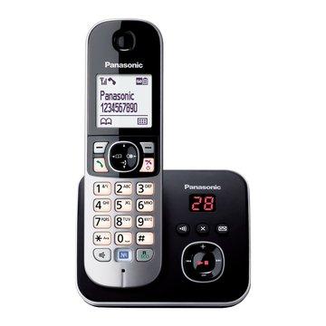 Panasonic  國際牌 KX-TG6821TW中文顯示數位答錄無線電話
