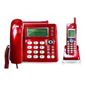 CT-W413ML聲寶來電顯示型無線電話