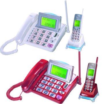 KTP-509WL來電顯示型無線電話