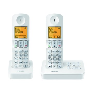 D4052W  HQ Sound中文無線電話(福利品出清)