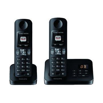 PHILIPS 飛利浦 D6052B  HQ Sound中文無線電話(福利品出清)