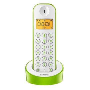D1201WN (綠)數位無線電話(福利品出清)