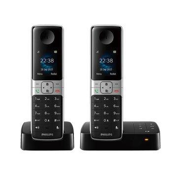 D6352B HQ Sound中文雙機數位電話