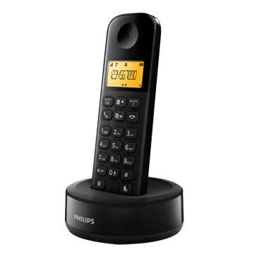 D1301B (黑)數位無線電話