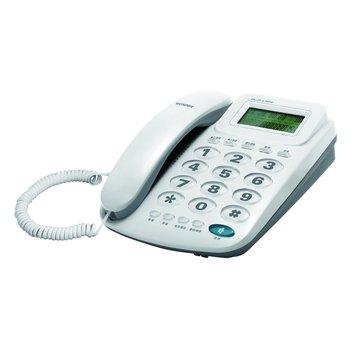 WONDER 旺德電通 WT-01來電顯示有線電話