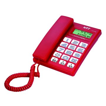HTT-066來電顯示有線電話(福利品出清)
