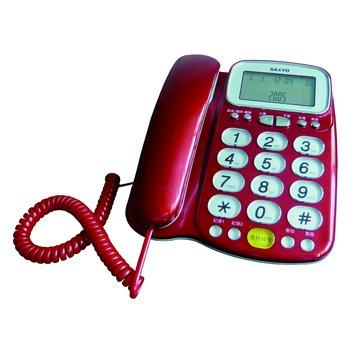 SANLUX 台灣三洋 TEL986助聽有線電話