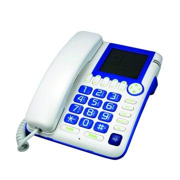 TEL816全免持對講有線電話機(福利品出清)