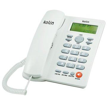 kolin 歌林 KTP-1101L 來電顯示有線電話機(福利品出清)