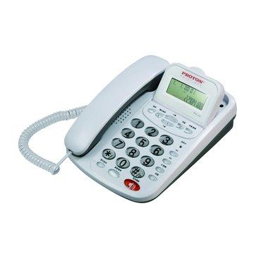 PROTON 普騰 PTE-002 來電顯示話機(福利品出清)