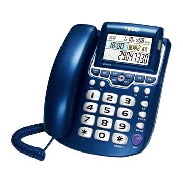 TECO 東元 XYFXC010來電顯示有線電話機