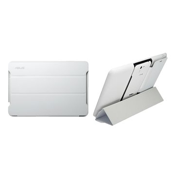 華碩PadFone S 平板基座(P93L)側翻皮套-白