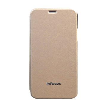 InFocus  M530原廠皮套-金