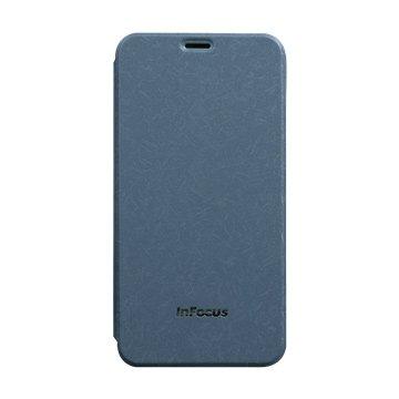 InFocus  M530原廠皮套-藍