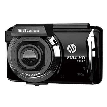 HP F800G 觸控式 GPS 行車記錄器(黑)