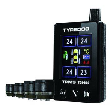 TD-1400AX 無線胎壓監測器-胎外(福利品出清)