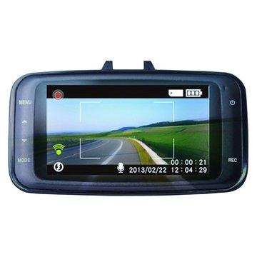TD6 1080P 180度 超廣角行車紀錄器+GPS(福利品出清)