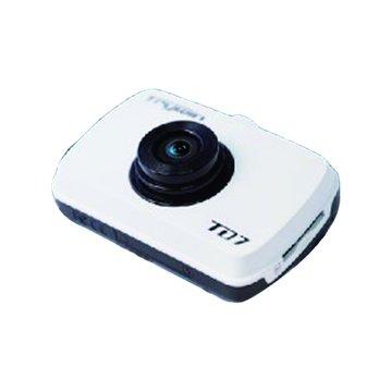 TD7 行車紀錄器 白