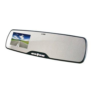 FLYone RM01超薄高畫質1080P WDR後視鏡行車記錄器(福利品出清)