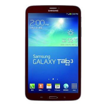 Galaxy Tab3 T3110 8.0吋平板(3G通話+WiFi/16G/紅)