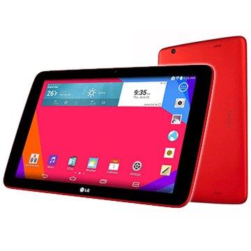 LG G Tablet 10.1 V700(wifi/16G/紅)(福利品出清)