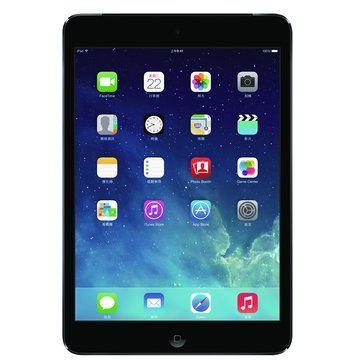 iPad mini2 (4G版/64G/黑)[限定高雄門市取貨](福利品出清)