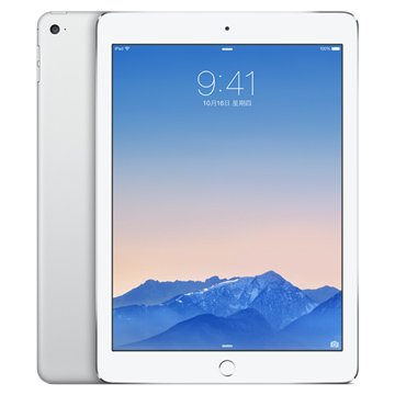 Apple iPad Air 2(WIFI/16G/銀)MGLW2TA/A(福利品出清)