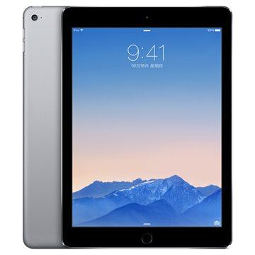 Apple iPad Air 2(WIFI/16G/太空灰)MGL12TA/A(福利品出清)