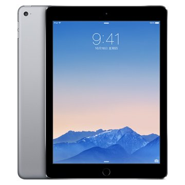 Apple iPad Air 2(4G版/16G/太空灰)MGGX2TA/A(福利品出清)