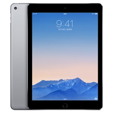 Apple iPad Air 2 (4G版/128G/太空灰)(福利品出清)
