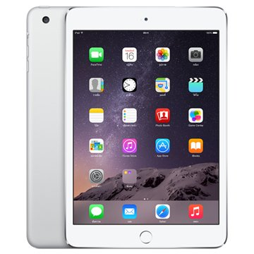 Apple iPad mini3 (WIFI/16G/銀)MGNV2TA/A(福利品出清)