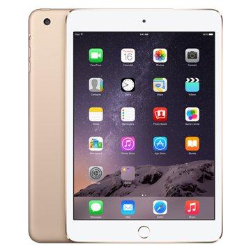 Apple iPad mini3 (WIFI/64G/金)MGY92TA/A(福利品出清)