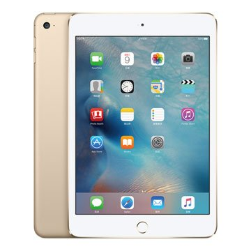 Apple iPad mini 4(WIFI/64G/金)MK9J2TA/A(福利品出清)