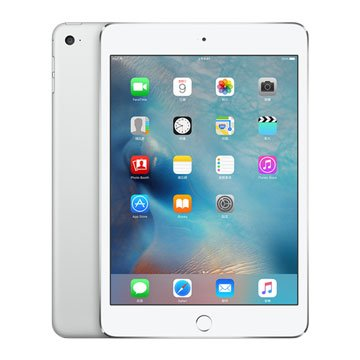 Apple iPad mini 4(WIFI/64G/銀)MK9H2TA/A(福利品出清)