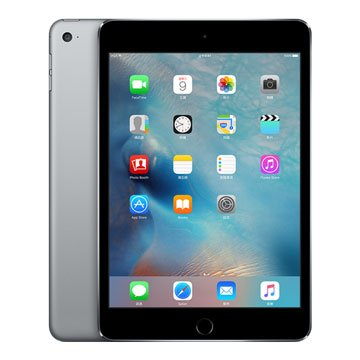 Apple iPad mini 4(WIFI/128G/太空灰)MK9N2TA/A