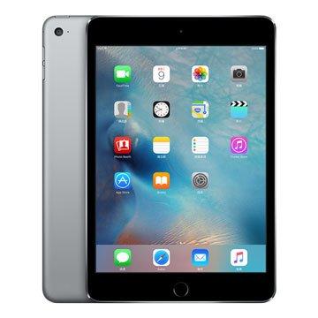 Apple iPad mini 4(4G版/16G/太空灰)MK6Y2TA/A(福利品出清)