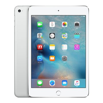 Apple iPad mini 4(4G版/64G/銀)MK732TA/A(福利品出清)