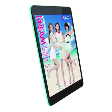 MD8018DB 7.9吋平板(wifi/16G/藍)福利品(福利品出清)