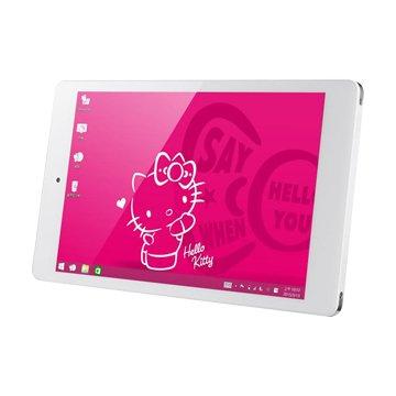 "捷元GenPad I08T3W 8""(wifi/32GB/白)-kitty(福利品出清)"