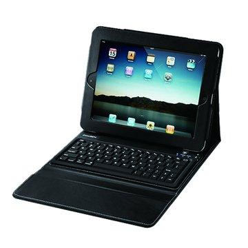 TR-RI001 iPad2藍芽鍵盤皮套/黑