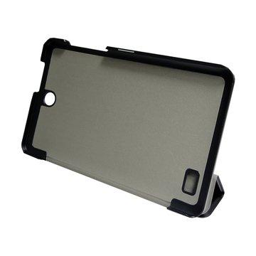 皮套:AcerB1-850荔枝紋支架皮套/黑