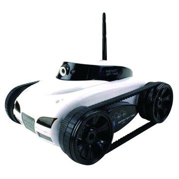 iPad/iPhone 遙控坦克車