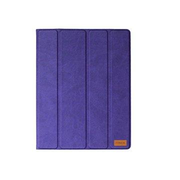 Tab 10.1義大利PU皮套/紫