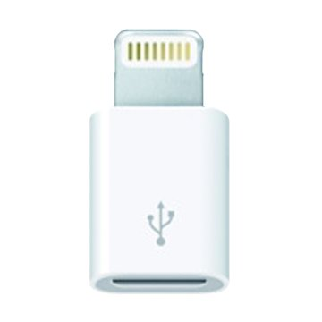 APPLE 蘋果 Lightning 對 Micro USB轉接器