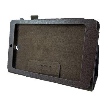 皮套:i.shock ACER A1-830/咖啡+觸控筆