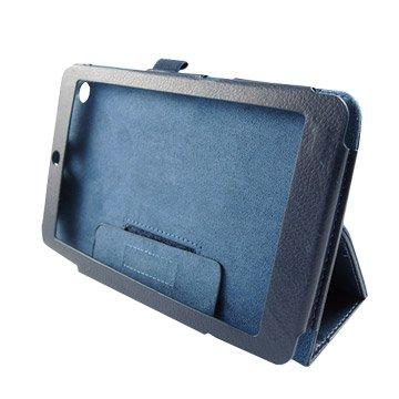 皮套:Acer B1-750/藍+觸控筆