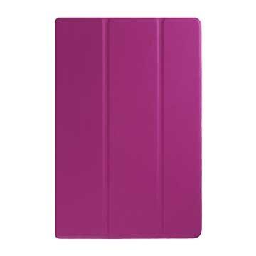 acer GT-810 卡斯特皮套/紫