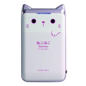 PROBOX  萌眼貓系列 7800mah行動電源-粉